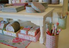 Miniatures inspired by Cath Kidston designs