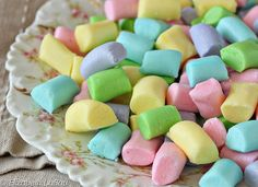 Smooth and Creamy Butter Mints Recipe