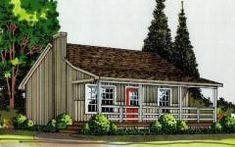 Tons of inexpensive, easy-to-build tiny house plans! (incl. one free one!)