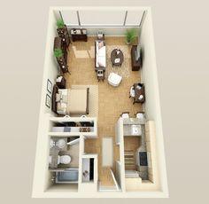 apartment-condo floor plan (11)