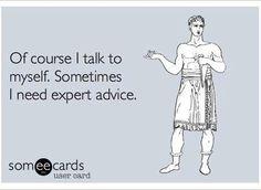 an expert advice