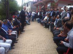 Yukarı çavuşlar köyümüzü ziyaret ettik. Feyzi Berdibek AK Parti Bingöl 3. Sıra Milletvekili Adayı #Akparti