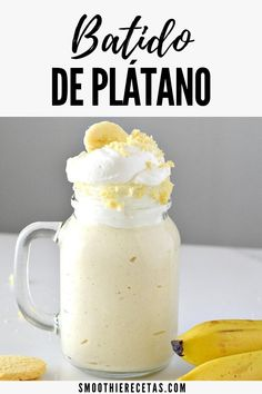 Most up-to-date Pic Natural Banana Smoothie Recipe Style Whether steamy morning meal Consume or fruity refreshment in between – Smoothies only generally g Smoothie Drinks, Smoothies, Healthy Snacks, Healthy Recipes, Avocado Pasta, Frappe, Morning Food, Refreshing Drinks, Fruits And Veggies
