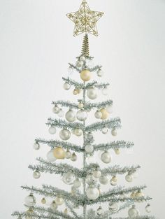 best silver Christmas trees new 2017