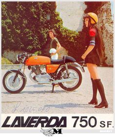 Laverda 750 SFC :: motArt