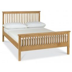 Bentley Designs Atlanta Oak King size Bedstead #oak #bentleydesigns #beds #furniture