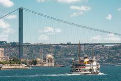 İstanbul'dan günaydın…  İstanbul'da bugün 22°/15° derece bulutlu bir hava hakim olacak. Şehirde iyi bir gün geçirmeniz dileğiyle…  ... Goodmorning from Istanbul…  Today Istanbul will be 22°/15° cloudy. Hope you'll have a nice day in the city…