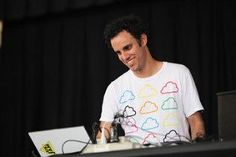 Four tet gig here @ the ICA