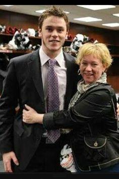 Chicago Captain & his Mom