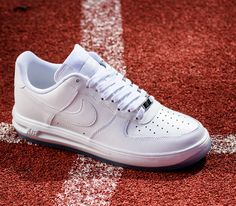 purchase cheap 1b6b7 a4c93 Nike Lunar Force 1  14 - White On Ice