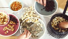 """5 snadných receptů na domácí """"furtžerky"""" ktelevizi Blog, Blogging"""