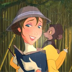 """Now there you go, what do you think?"" - Jane Porter"
