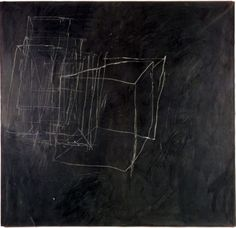 Cy Twombly - Night Watch 1966