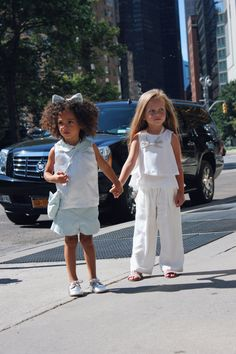 Little Fashionistas street style