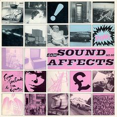 The Jam - Sound Effects, a re-imagining of the BBC Sound Effects LP