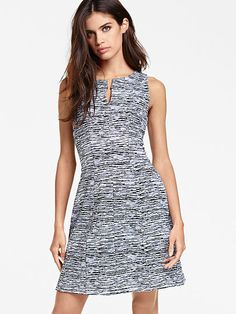 A-line Shift Dress