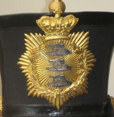 Royal Artillery Belltop Badge