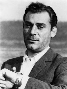 Gian Maria Volonté. Actor.