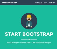 One Page Website Design - 17 #onepagewebsites #onepagewebdesign #singlepagewebsitedesign #html5 #responsive #flatdesign #websitedesign