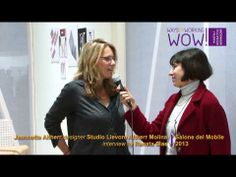 ▶ WOW! Webmagazine: interview with Jeannette Altherr - YouTube
