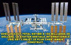 Des coûts …astronomiques 🛰