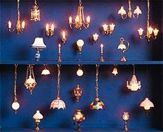 Lighting Hints and Tips - Doll's House DIY