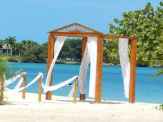 Going to the chapel and we're... gonna get married... #CouplesResorts #Jamaica #DestinationWedding #Wedding