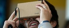 Google macht Android-Smartphones zu VR-Kameras Augmented Reality, Virtual Reality, Cardboard Camera, Smartphone, App, Google, Iphone, Theatre, Theater