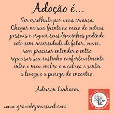 Campanha Dia das Mães: Adoção é… – blog Gravidez Invisível http://gravidezinvisivel.com/campanha-dia-das-maes-adocao/ #adoçãoé #adocaoe #adoção #adocao #gravidezinvisivel