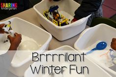 January is always snow much fun in Kinder. These babies start to grow up and we really build on our prior knowledge. Since behaviors seems to settle in, the learning grows… and our ability to stretch the activities and have amazing amounts of meaningful fun occurs. AKA- We have a blast learning because we can …