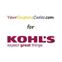 kohls coupon code facebook