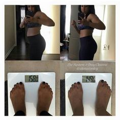 LK at my It Works! sideline sister  Alenas amazing results from using our 2 day cleanse. Check out her story and call me to place your order TODAY! That cleanse is THE TRUTH In 2 months post-wedding I gained 10lbs! How? French Fries daily.  And it felt great!  But in 2 days I lost 9lbs of it which felt even better!  What I like most about the IW 2-Day cleanse is the amount of energy it gave me. Im a coffee drinker so it takes a lot to get me going and I felt like I could conquer the world…