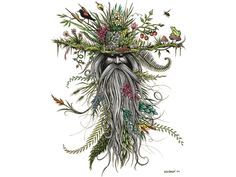 Cool garden-y print with 15% of sale going to Farm Sanctuary - love it!  $60