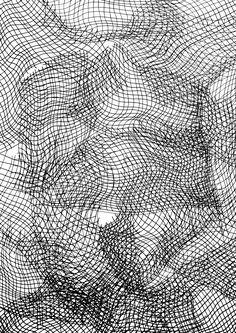 Zeichnung 132   Ulrike Wathling