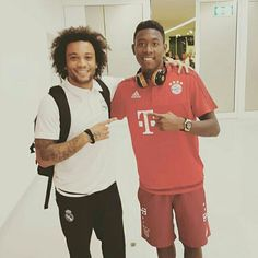 Always a good time with @marcelotwelve, off and on the pitch! Amazing guy #fcbreal #da27