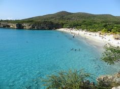 Photo of Kenepa Beach Curacao. Out of the way but well worth it!