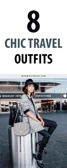 Chic Travel Outfit Ideas to Try This Season Perfect looks for holiday travel Chic Ideas outfit season Travel traveloutfit Cute Travel Outfits, Travel Clothes Women, Traveling Outfits, Traveling Tips, Packing Tips, Travel Packing, Travel Clothing, Travel Hacks, Travel Chic