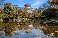 Osaka Castle   César Asensio Marco