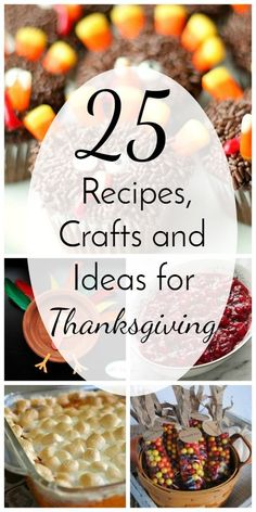 Recipes, crafts, sna