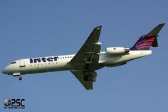 INTER AIRLINES  TC-IEE Fokker 100 11326 Inter Airlines