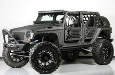Jeep Wrangler Starwood Full Metal Jacket. Not a big fan of two doors but this one is sick