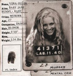 Devils Rejects and House of 1000 Corpses. The beautiful Sheri Moon Zombie. Gotta love Rob Zombie and all his work