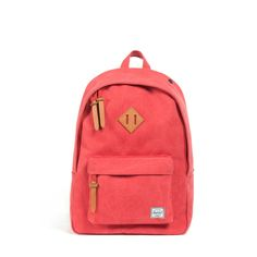 6224f49de05 Herschel Supply Co. The Woodlands Backpack in Washed Red Canvas