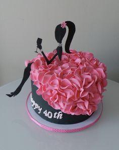 Fashion cake Chic cake