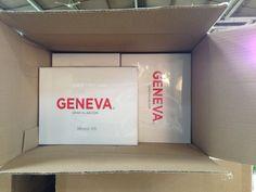 Comdeal: Geneva Model XS rot Sound-System Geneva, Paper Shopping Bag, Blog, Model, Scale Model, Blogging, Models, Template