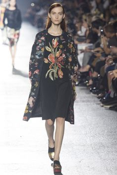 Dries Van Noten 2014S/S