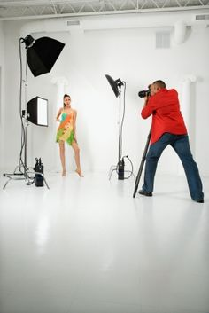 Setting Up A Home Photography Studio - Good Info