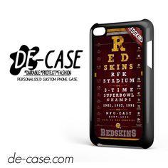Washington Redskins Nfl Unique For Ipod 4 Case Phone Case Gift Present