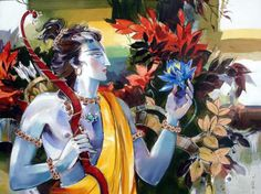 Contemporary Art Painter | Niladri Paul