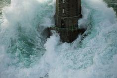Lighthouse - Le Phare du Four · Photo Philip Plisson